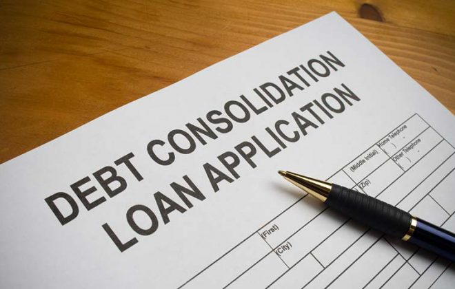 Debt Consolidation Form