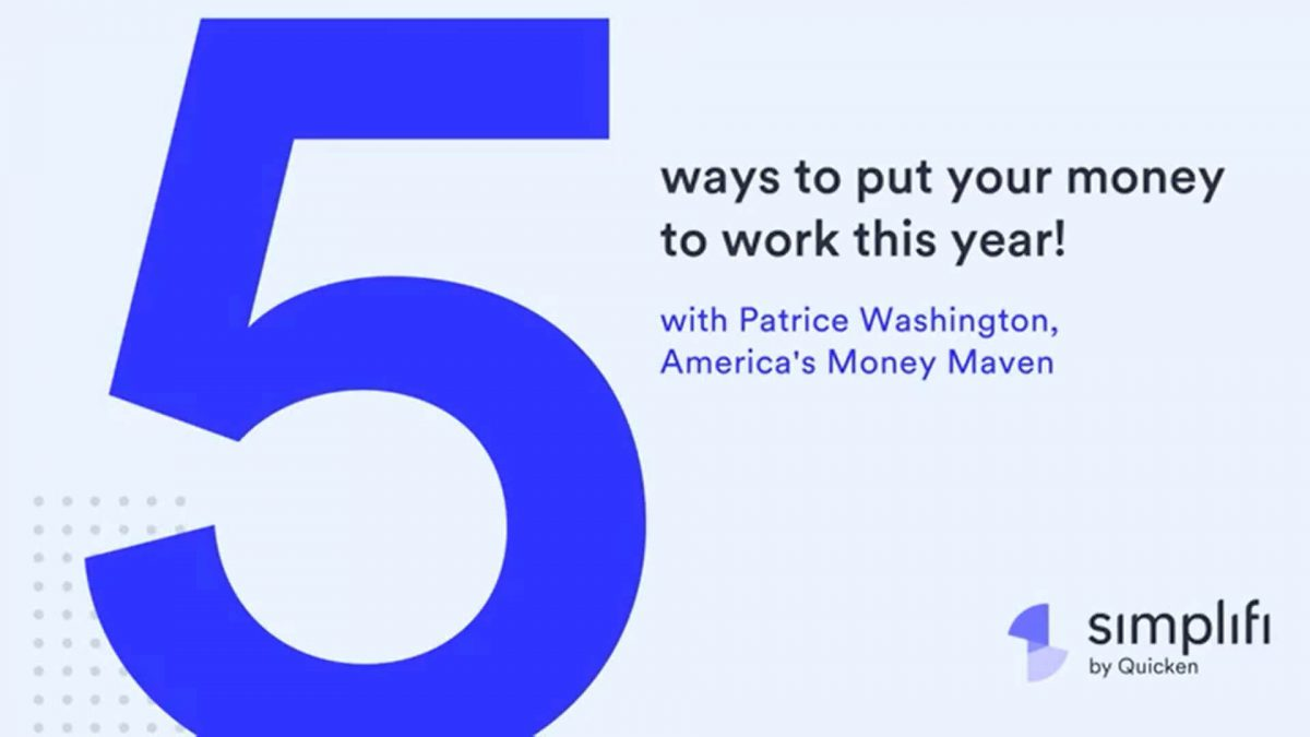 5 Ways Money Goals for 2020