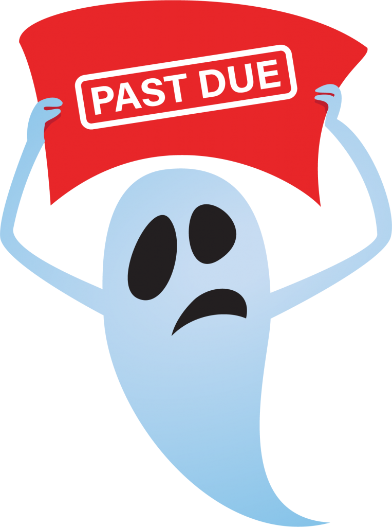 the ghost of ancient debt